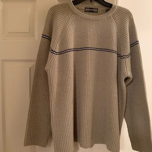 Express Sweater Size Large Excellent Condition!